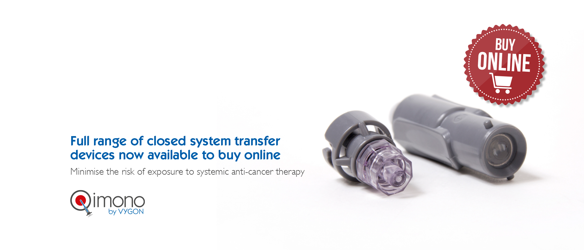 Introducing Closed System Transfer Devices